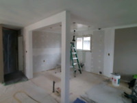 Drywall and Interior Finishings