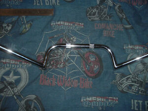 Motorcycle Cafe Racer Bar Chrome (NEW)