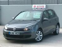 VOLKSWAGON GOLF MATCH 1.6TD DSG AUTO BlueMotion