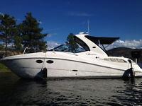 2007 Searay Sundancer 290