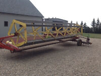 NH-109 25 foot PT swather
