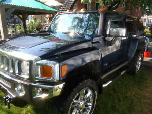 Auto camion H3 hummer