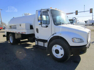 2006 FREIGHTLINER BUSINESS CLASS M2 106 VACUUM TRUCK