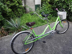 Tandem Bicycle for new season