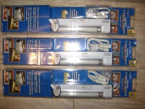 13 and 23-Inch Linkable Under cabinet Light energy efficient