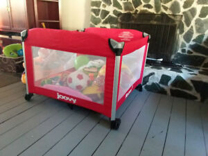 Joovy playpen in mint condition (used only for one year)