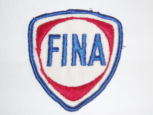 PETRO FINA SEW ON BADGE West Island Greater Montréal image 1