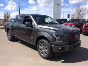 2017 F150 Special Edition Lariat FX4, 3.5 EcoBoost