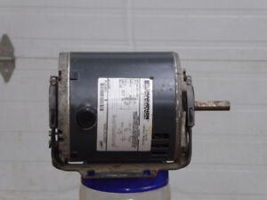 ELECTRIC MOTORS - 2 TO CHOOSE FROM