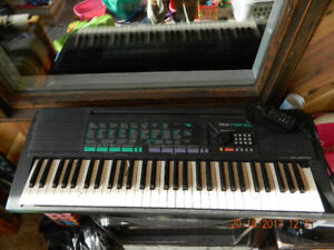 Yamaha keyboard -REDUCED
