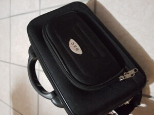 Carry On Luggage Bag - Mini Suit Case (heavy duty)