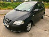 2009 59 Grey VW Fox 1.2 3 Dr Hatch ONLY 28000 Miles Cheap To Run Ideal 1st CAR
