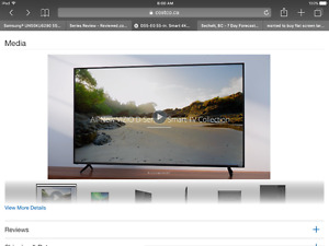 """wanted to buy flat screen large sized tv up to 65"""""""