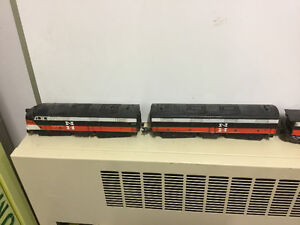 Trains o scale for sale