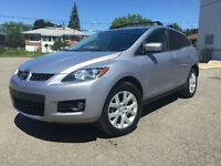2008 MAZDA CX7 GT IMPECCABLE 1 ANS GARANTIE INCLUS