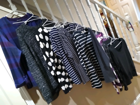 Bulk buy of size 18 ladies clothes