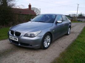 BMW 545 4.4 auto E60 i SE Saloon