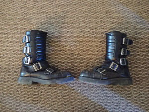 Used Harley riding boots