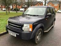 2007 Land Rover Discovery 2.7 TD V6 TURBO DIESEL 4X4 4x4 Diesel Manual