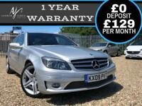 2009 MERCEDES-BENZ CLC 220 2.1TD CDI AUTOMATIC SPORT AMG EXTRAS ☆ LOW MILES!