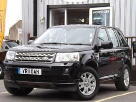 2011 Land Rover Freelander 2.2 SD4 XS 5dr Auto 5 door Estate