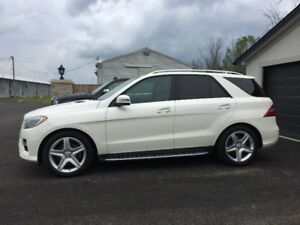 2013 Mercedes-Benz ML350 Bluetec - Heavily Optioned!