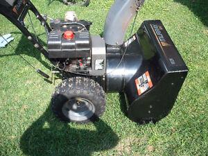 """Snow Blower 10 hp / 29"""" cut"""