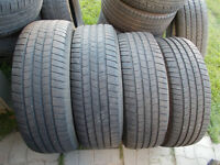 p265/70/18 inch Michelin All Season Tires / GOOD DEAL