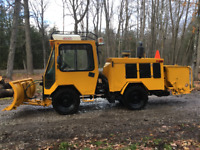 2007 Trackless MT5 Sidewalk Plow Barrie Ontario Preview