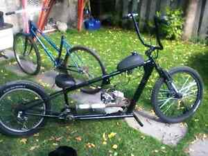 66cc custom chopper