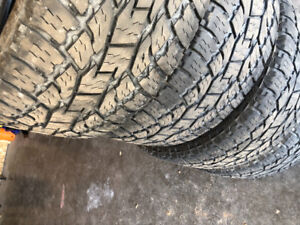 Toyo Open Country AT2 Extreme truck tires