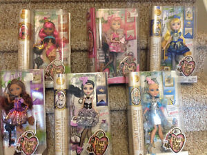 New! Ever After High dolls with accessories Reduced!! Kitchener / Waterloo Kitchener Area image 1