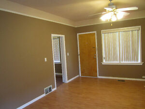 Main floor three bedroom suite in a 2 level house (49th & Fraser