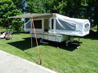 *REDUCED*Palomino tent trailer