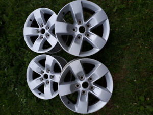 17inch rims for RAM 1500