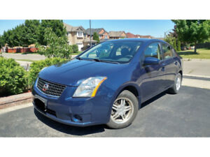 2008 Nissan Sentra 2.0 Accident free and 158k km