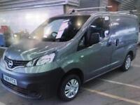 2014 14 Nissan NV200 1.5dCi ( 89bhp ) Acenta/ METALLIC GREY