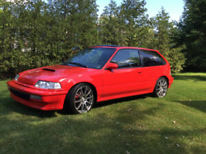 Honda Civic SI 1990