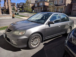 Well maintained Acura 2004 1.7EL