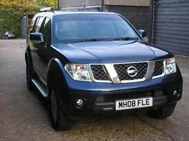 Nissan Pathfinder 2.5dCi Turbo 171 ( Tec Pack ) Sport 7 SEATS 6 Month Guarantee