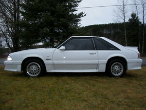 1989 Ford Mustang Coupé (2 portes)G T