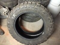 Toyo Open Country 33'' tires