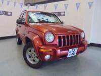 2001 Jeep Cherokee 3.7 V6 Limited 4x4 5dr