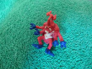 Digimon Atlur/Kabuterimon-RED official Bandai mini figure Kingston Kingston Area image 1