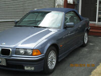 1999 BMW 3-Series leather Convertible