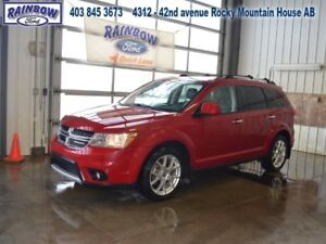 2013 Dodge Journey R/T  - Leather Seats -  Bluetooth -  Heated S