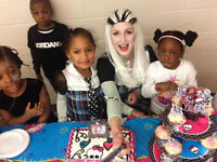 Monster High Birthday Party Toronto & GTA