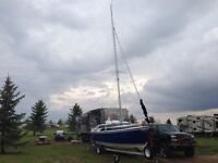 Macgregor 26M 2007 sailboat
