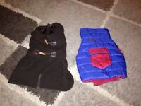 Size L dog clothes