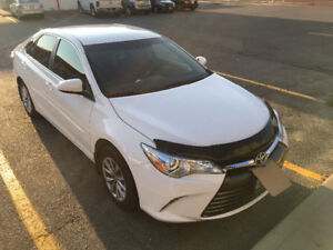 2017 Toyota Camry LE Sedan Lease Takeover